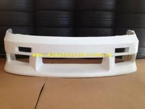 Nissan Skyline R33 GTST/GTS Series 1 MS Style Front Bumper Bar BK Slacks Creek Logan Area Preview
