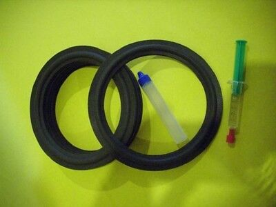 Hans Deutsch Style 7 Sicken Reparatur Kit high quality speaker ring 4 x R222