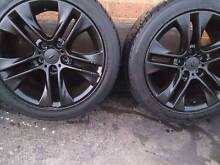 """17"""" FORD XR6 Rims and Tyres 235/45R17 Dandenong South Greater Dandenong Preview"""