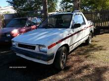 1985 Suzuki Mighty Boy Ute plus doner Hatch 800 Toowoomba Toowoomba City Preview