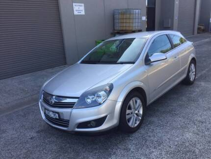 Holden Astra AH CDX Coupe ***REGO + RWC + STAMP DUTY+WARRANTY**** Bayswater Knox Area Preview