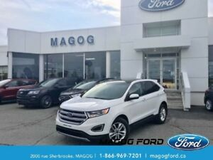 2016 Ford Edge SEL AWD*CUIR*TOIT PANO*CAMERA*GPS**