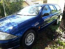 1999 Ford Falcon Futura Wagon - LPG GAS PETROL DUAL FUEL AU Tow Brisbane Region Preview