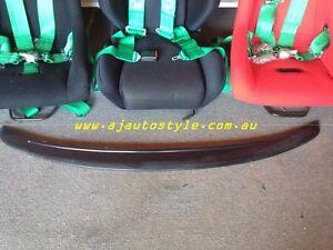 Honda Jazz 2002 to 2007 JPB style Bonnet Lip Front hood spoiler body kit