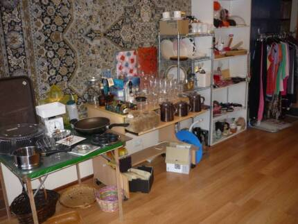 TABLEWARE and Household items (Mini Garage Sale by appointment) Alexander Heights Wanneroo Area Preview