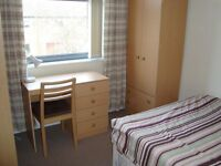En suite with double bed 5 min walk from Uni of Nottm and QMC