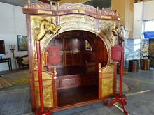 Canopy Bed - Antique Chinese Broadbeach Gold Coast City Preview