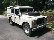 Wanted Land Rover Series 3 Stage one Station Wagon West Lamington Kalgoorlie Area Preview