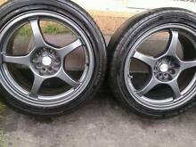"17"" Tyres and Rims 225/45R17 Dandenong South Greater Dandenong Preview"