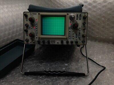 Tektronix 465b Oscilloscope  Untested