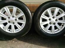 """16"""" FORD FALCON RIMS AND TYRES Dandenong South Greater Dandenong Preview"""
