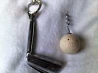 Vintage Golf Novelties