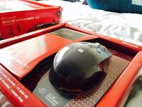 Used Immaculate Microsoft Gaming Sidewinder X8 Mouse - Wireless - USB - Programmable