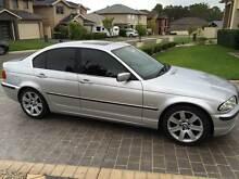 2001 BMW 325i Sedan Silver Camden Camden Area Preview