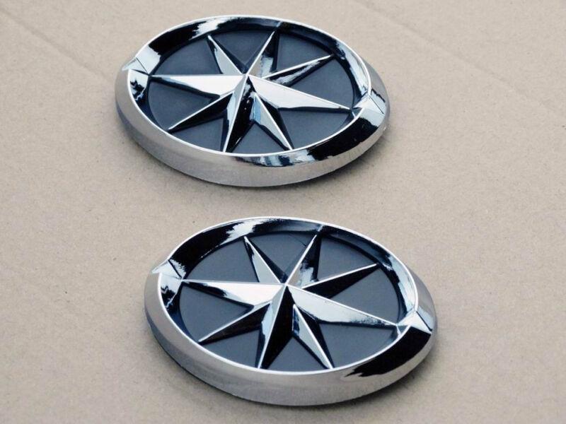 Gas Tank Emblem Badge Decal Stickers For Yamaha V-STAR 650 950 1100 1300 Virago