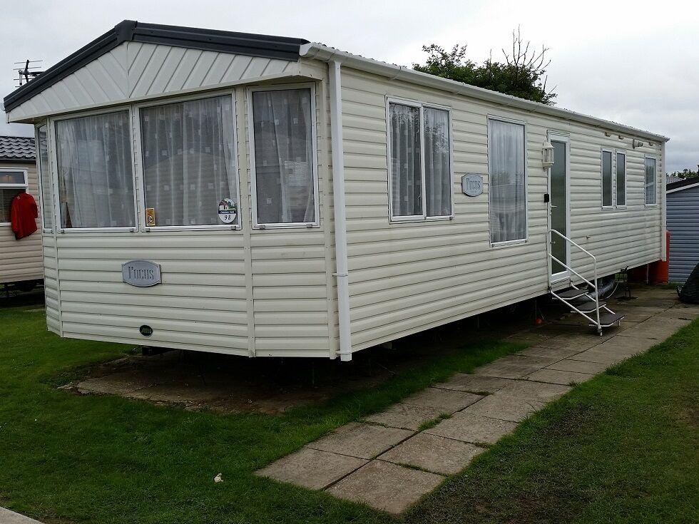 Simple Berth Caravan For Hire  Seaside Location At West Wittering