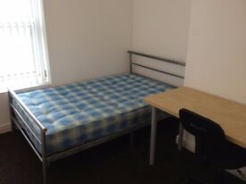 £55pw - Double room FUrnished Includes Bills Deposit Required