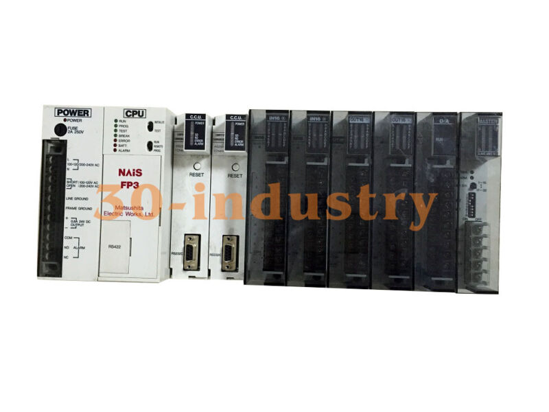 1PCS USED FOR Panasonic Programmable controller power supply AFP3631