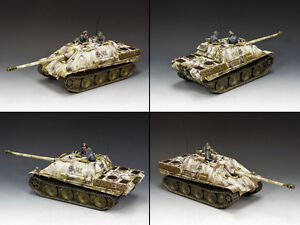 KING AND COUNTRY Jagdpanther Ausf.G1 Tank WW2 BBG72 BBG072