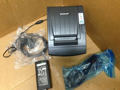 Bixolon SRP-350plusIII Thermal Receipt Printer Complete