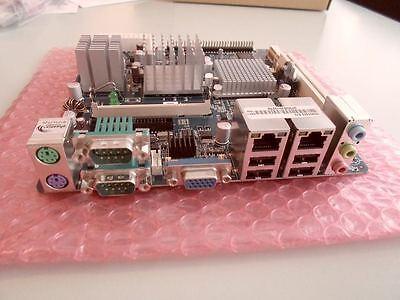 SCHEDA MADRE MINI ITX IX945GSE2 + CPU INTEL ATOM N270 PC (Intel Atom Itx)
