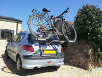 Thule Clipon High 9105 Bike Rack / Carrier / Mount (suitable for 1 bike) £200 new - only £50