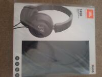 Headphones JBL by Harman T-450 Black - NEW