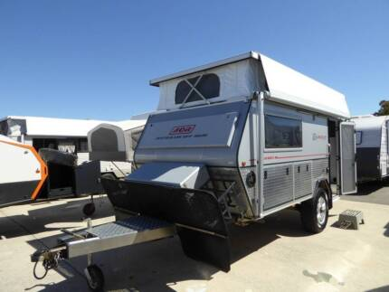 AUSTRALIAN OFF ROAD 13 FT CAMPER POP_TOP WITH TOILET/SHOWER Maddington Gosnells Area Preview