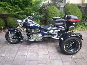 2006 custom motorcycle trike A Real Headturner!!! Wentworth Falls Blue Mountains Preview