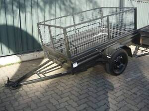 New 7 x 4 Budget Trailer Package Queanbeyan Area Preview