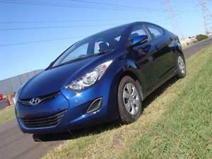 2011 Hyundai Elantra Sedan Active MD Manual Thomastown Whittlesea Area Preview