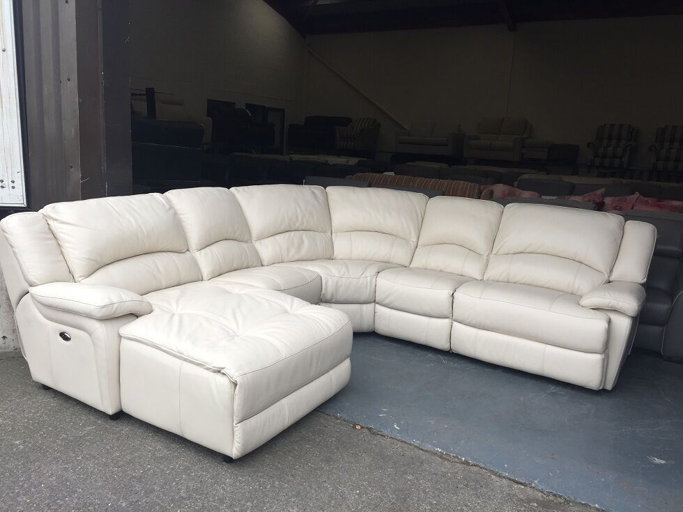 recliner corner groups leather recliner corner sofa collection new paolo manual recliner