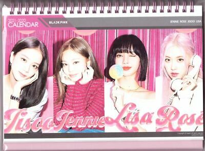 Black Pink Calendar 2021 & 2022 05 K-POP