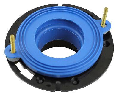 Fluidmaster 7530P8 Better Than Wax Universal Toilet Seal,