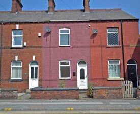 2 Bedroom Terraced House New Carpets nr Wakefield City Centre