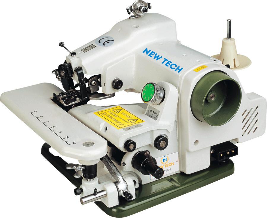 New Tech Portable Blindstitch Sewing Machine 110 Volt 1200