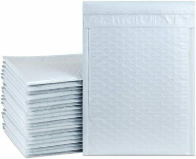 Poly Bubble Mailers 6x10 Pack Of 200 Pcs Padded Envelopes Bag Usable Size-6x9