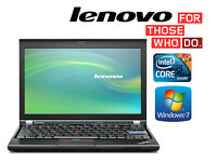 "Deliver If Needed - Lenovo 13"" Laptop - Intel Core i5 2.4Ghz - 320Gb - 4Gb - Win7 64Bit"