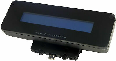 New Hp Retail Integrated 2x20 Display Hp Rp2 And Rp7 G6u79aa 763437-001