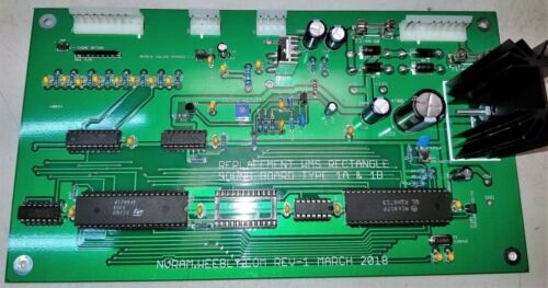 NEW Williams Pinball Type 1 Rectangular Sound Board