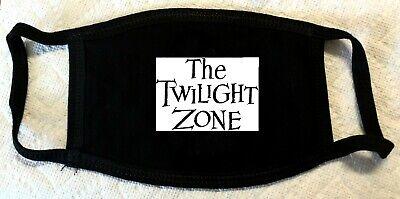 THE TWILIGHT ZONE MASK NEW UNUSED NEVER WORN...
