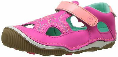 Stride Rite Baby Girl Callie Leather  , Pink,  Size Big Kid