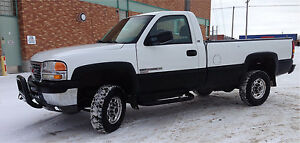 2001 GMC DURAMAX  2500 HD LONGBOX  !TAKE THIS WEEKEND!