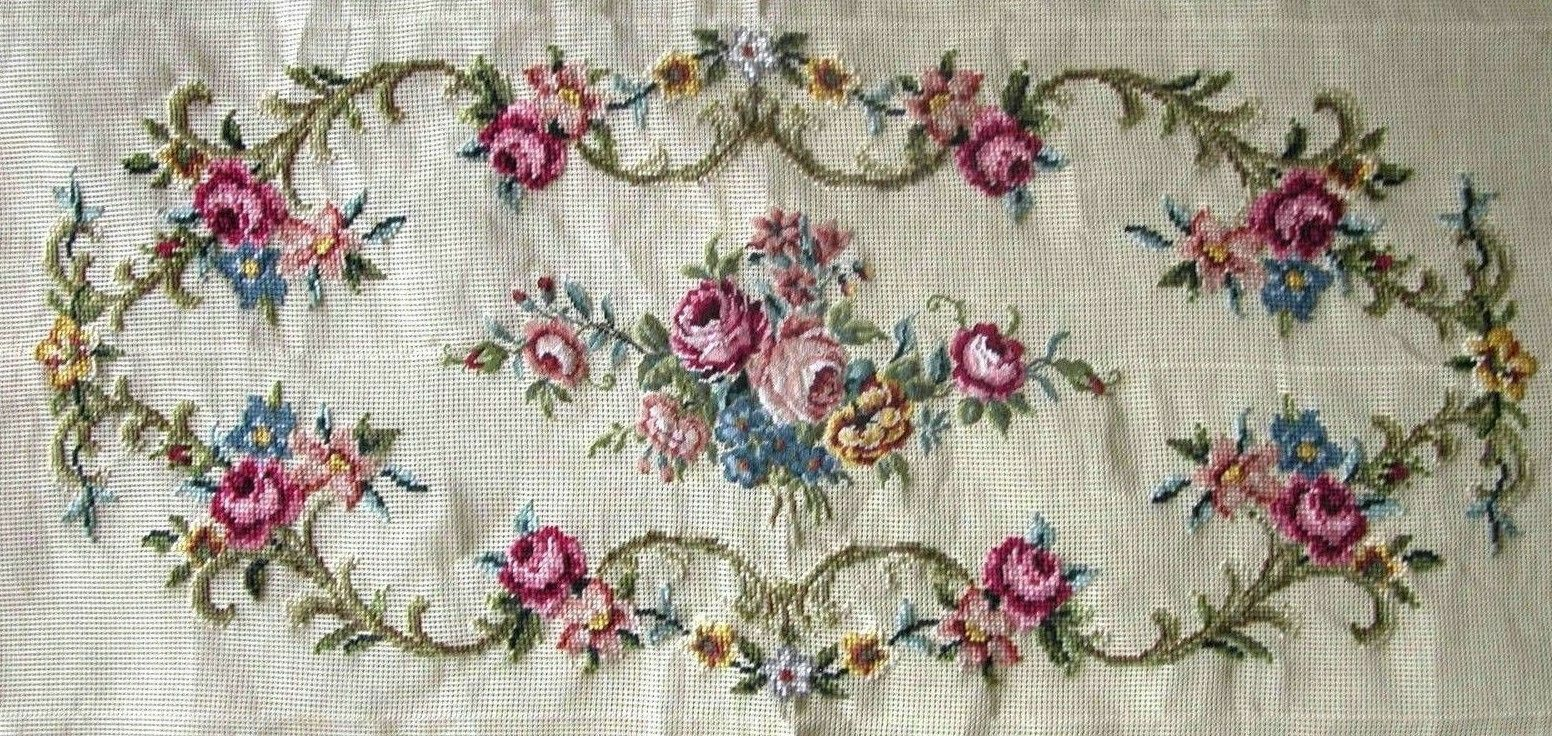 Needlework Treasures and Bargains