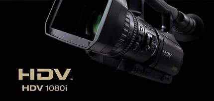 Sony HVR-Z1P High Definition HDV
