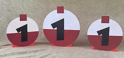 Great Birthday Centerpiece (Fishing Bobber Balloon Centerpieces.Personalized. Great for)