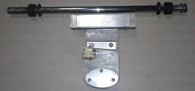 Berkel Carriage Assembly W Slide Rail. Part Numbers 4675-00473 3375-00091