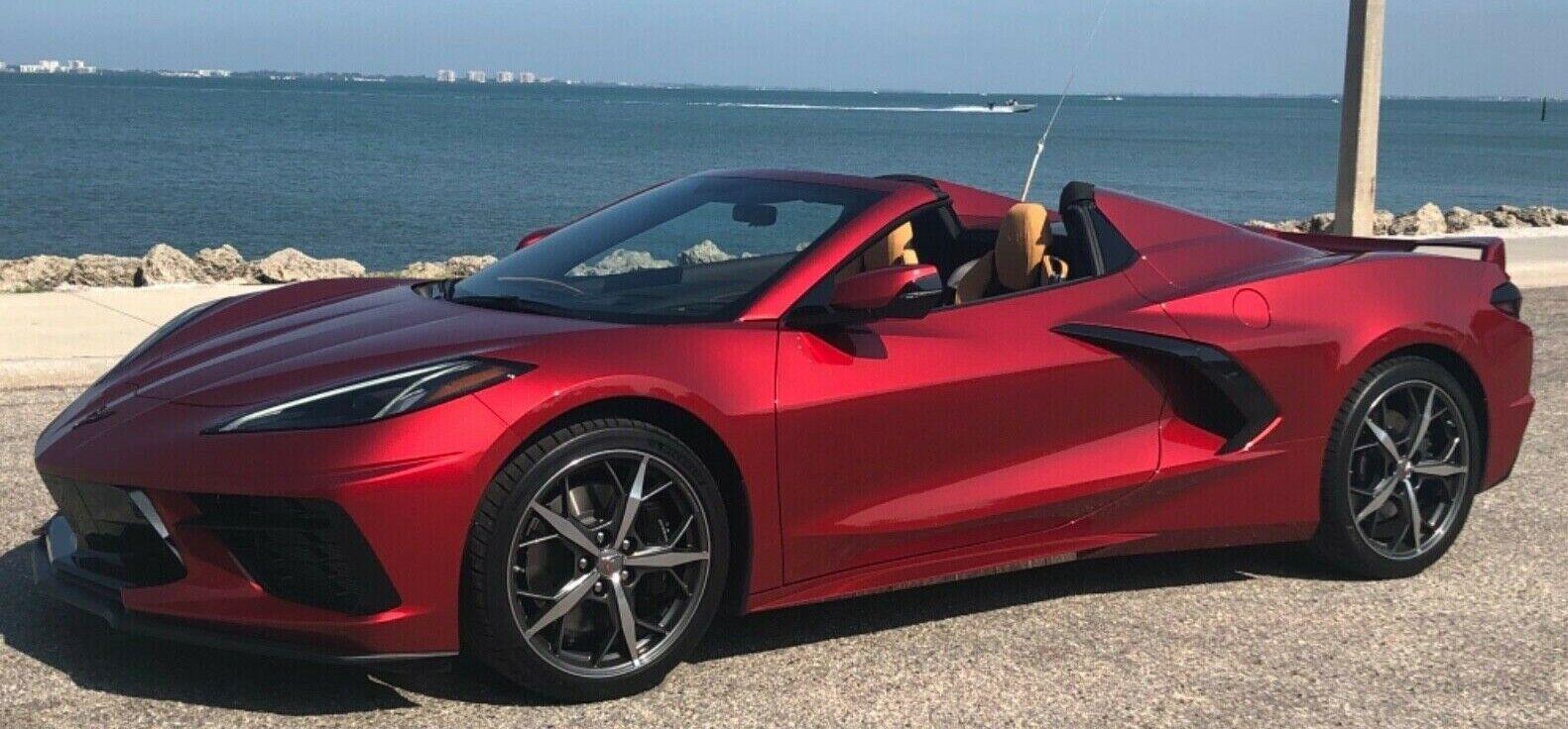 2021 Red Mist Metallic Tintcoat Chevrolet Corvette   | C7 Corvette Photo 5