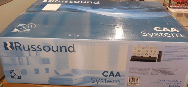 Russound Multizone Controller CAA66K