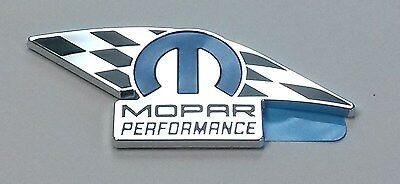 Mopar Dodge Jeep Chrysler Performance Emblem 82214234 OEM